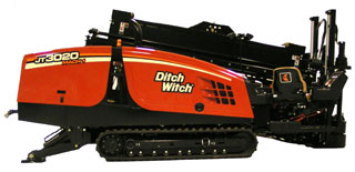 УСТАНОВКА ГНБ Ditch Witch JT3020m1